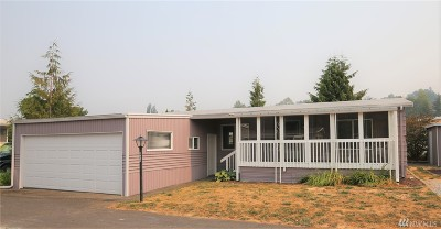 Bellingham Mobile Home Sold: 1200 Lincoln St #423