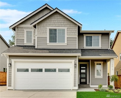 Tukwila Single Family Home For Sale: 14415 45th Lane S