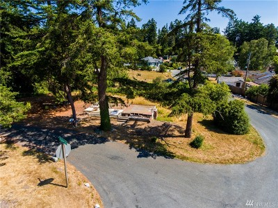 Skagit County Residential Lots & Land For Sale: 13595 Putter St