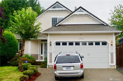 Puyallup Single Family Home For Sale: 2523 10th St SW