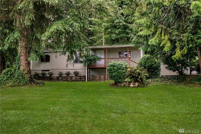 Snohomish Single Family Home For Sale: 12113 221st St SE