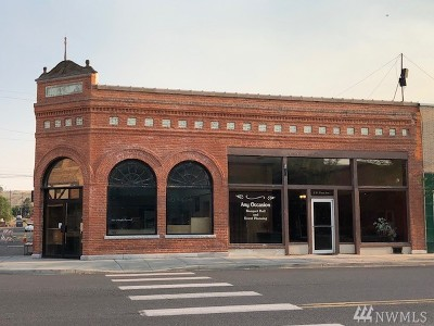 Odessa Commercial For Sale: 3 W 1st Ave