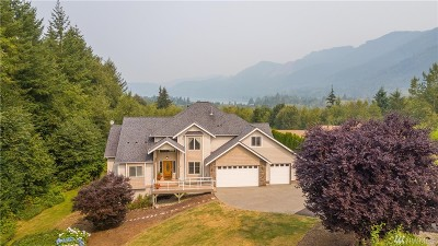 Bellingham Single Family Home For Sale: 17441 Cimarron Lane