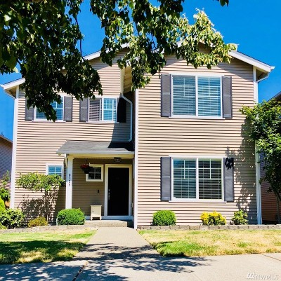 Dupont Single Family Home For Sale: 3138 Hoffman Hill Blvd