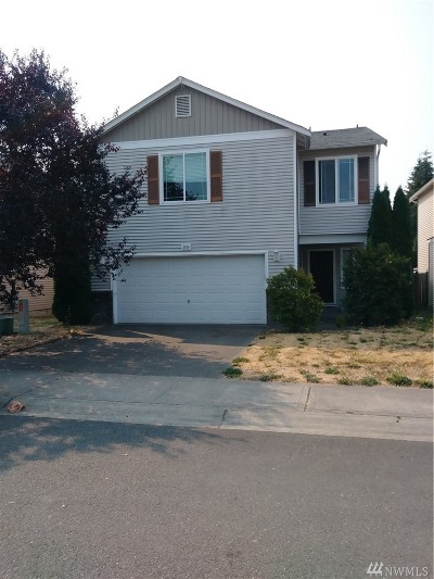 Spanaway Single Family Home For Sale: 2026 179th St Ct E