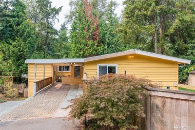 Seattle, Bellevue, Kenmore, Kirkland, Bothell Single Family Home For Sale: 4635 119th Ave SE