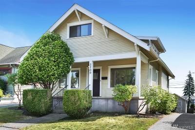 Everett Multi Family Home For Sale: 3709 Hoyt Ave