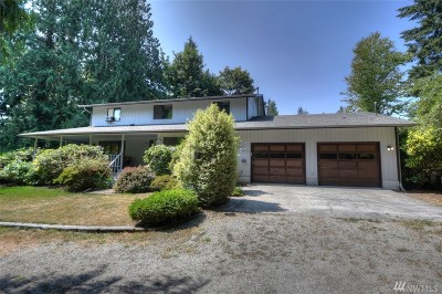 Olympia Single Family Home For Sale: 3511 43rd Ave SE