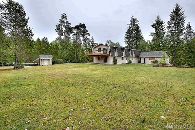 Gig Harbor Single Family Home Contingent: 15010 128th St KPN