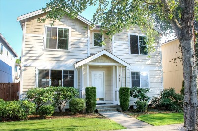 Lacey Single Family Home For Sale: 6721 Compton Blvd SE