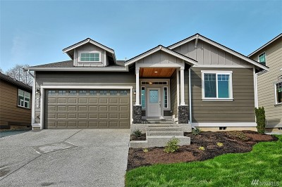 Stanwood Single Family Home For Sale: 27710 65th Dr NW