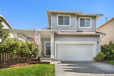 Maple Valley Single Family Home For Sale: 24547 SE 276th Ct