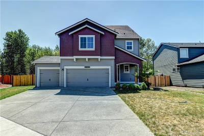 Orting Single Family Home For Sale: 903 Van Ogle Lane NW