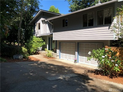 Gig Harbor Single Family Home For Sale: 4321 Reid Dr NW