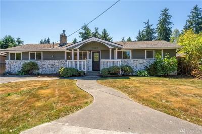 Edmonds Single Family Home For Sale: 5024 161st Place SW