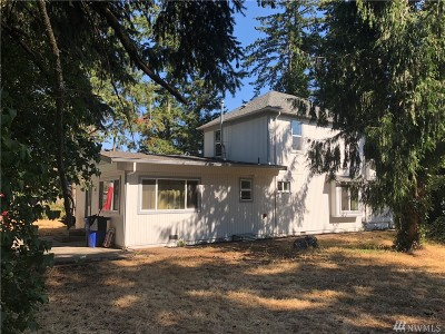 Spanaway Single Family Home For Sale: 125 171st St E