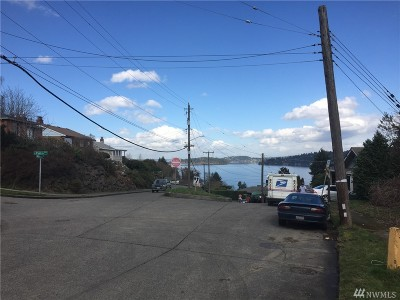 Seattle Residential Lots & Land For Sale: 10200 Waters Ave S