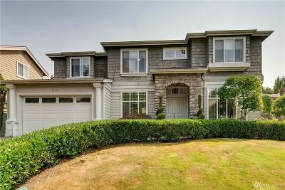 Kirkland Single Family Home For Sale: 10124 126th Ave NE
