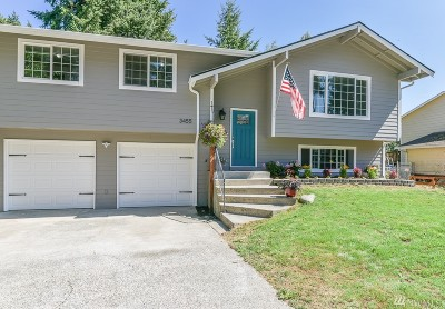 Port Orchard Single Family Home For Sale: 3455 Westminster Dr SE
