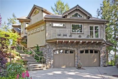 Gig Harbor Single Family Home For Sale: 7707 Goodman Dr NW