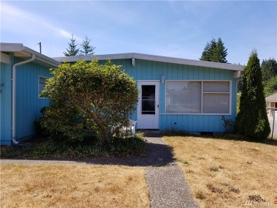 Shelton Single Family Home For Sale: 1713 Ferry St