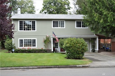 Federal Way Single Family Home For Sale: 33484 38th Ave SW