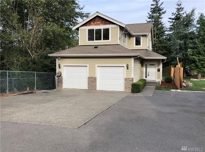 Seattle Single Family Home For Sale: 9626 51st Ave S