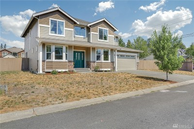 Lynnwood Single Family Home For Sale: 15620 18th Ave W
