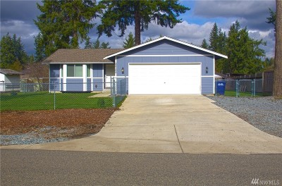 Bonney Lake Single Family Home For Sale: 22105 129th St E