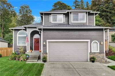 Lake Stevens Single Family Home For Sale: 823 116th Ave SE