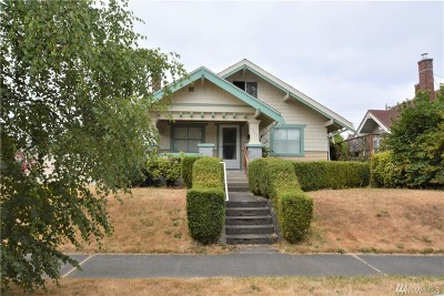 Tacoma Single Family Home For Sale: 4522 S Park Ave