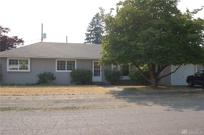 Shelton Single Family Home For Sale: 1625 Madison St