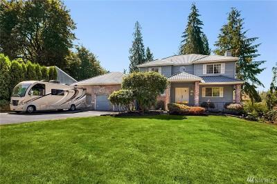 Covington Single Family Home For Sale: 26617 212th Ave SE