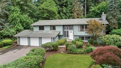 Edgewood Single Family Home For Sale: 3211 88th Ave E