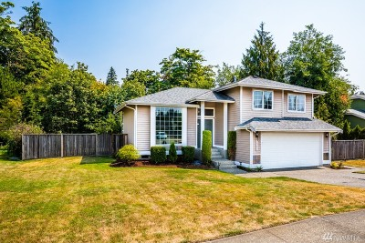 Puyallup Single Family Home For Sale: 1703 Amber Blvd