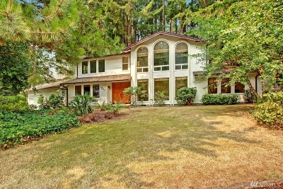 Everett Single Family Home For Sale: 901 Brentwood Place