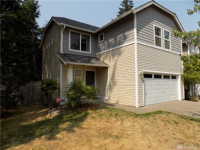 Spanaway Single Family Home For Sale: 20216 52nd Ave E