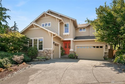 Issaquah Single Family Home For Sale: 387 Sky Country Wy NW