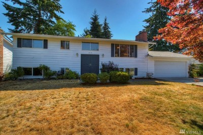 Federal Way Single Family Home For Sale: 32110 26th Ave SW
