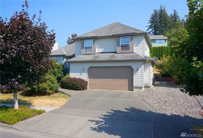 Bellingham Single Family Home For Sale: 3640 S Heather Place