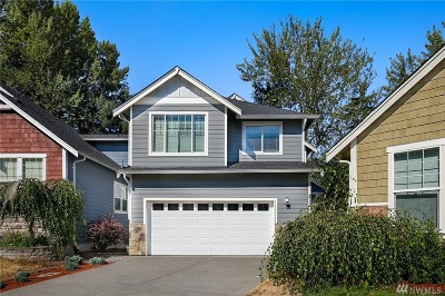 Auburn Condo/Townhouse For Sale: 311 50th St SE