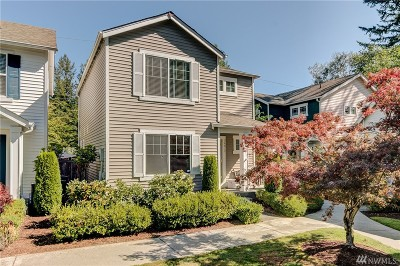 Snoqualmie Condo/Townhouse For Sale: 34612 SE Osprey Ct