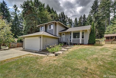 Gig Harbor Single Family Home For Sale: 1715 Firgrove Place NW