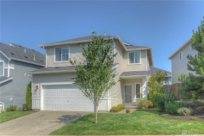 Tumwater Single Family Home For Sale: 1696 Friday Lane SW