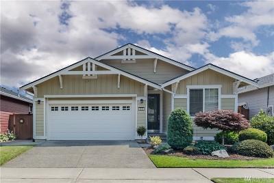 Lacey Single Family Home For Sale: 4920 Cypress Dr NE