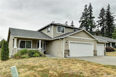 Stanwood Single Family Home For Sale: 27706 73rd Ave NW