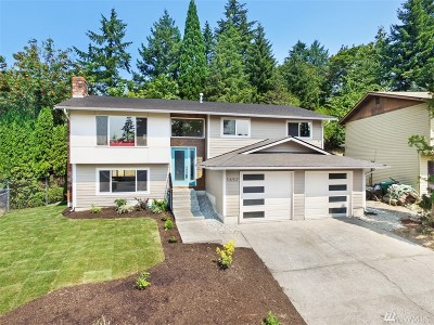 Renton Single Family Home For Sale: 1652 Index Ave SE