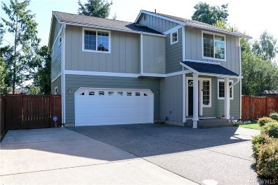 Sumner Condo/Townhouse For Sale: 317 Alder Ave #D