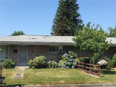 Puyallup Multi Family Home For Sale: 122 17th St SW