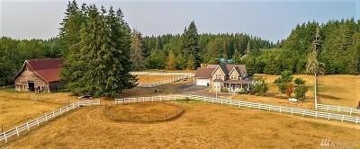 Chehalis Single Family Home For Sale: 1767 Centralia Alpha Rd.